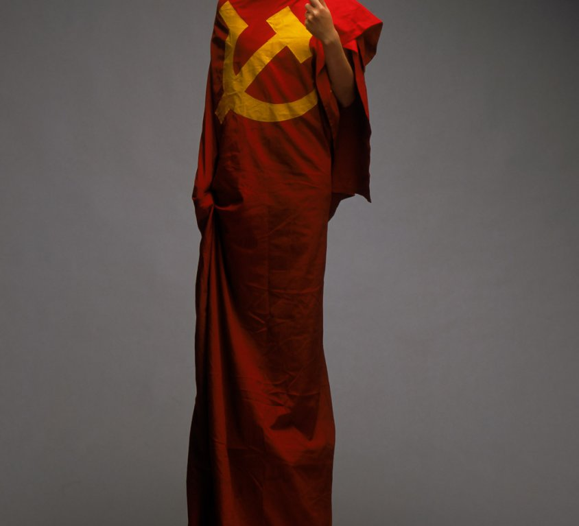 Geopolitical Eveningwear